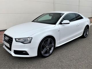 Audi A5 2.0TDI,4X4,S-LINE,VÝHŘEV,XENON kupé