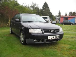 Audi A6 1.9 TDI 6rychlostni Avant kombi