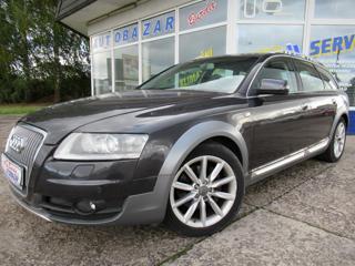 Audi A6 Allroad 2,7 TDI QUATTRO !!! kombi