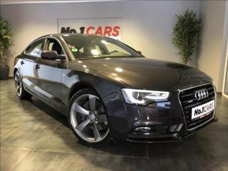 Audi A5 3,0   TDI 3xS-LINE 180 kW ACC liftback nafta
