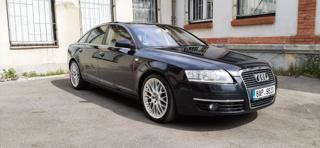 Audi A6 3.0TDI KUŽE-NAVI-XEN-QUAT limuzína