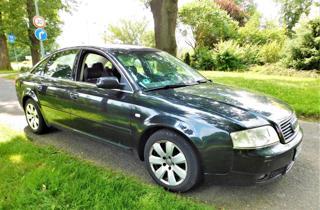 Audi A6 2.5 TDI limuzína