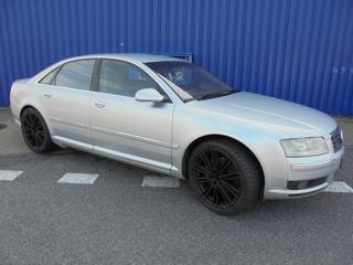 Audi A8 4.0 TDI quattro tiptronic sedan