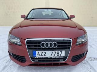 Audi A4 2,0   TDI-4X4-XENON-VYHŘEV.S sedan nafta