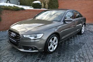 Audi A6 3,0 TDI QUATTRO,ACC,KAMERA,NAVIGACE sedan nafta