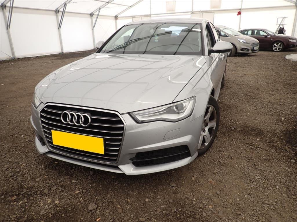 Audi A6 2,0 TDi 140kw Ultra,ČR,1Majit sedan nafta