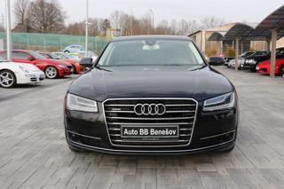 Audi A8 3.0 TDI Audi Selection Matrix, ČR, sedan