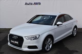 Audi A3 30TDi  LED Xenon Virtual Navi sedan nafta
