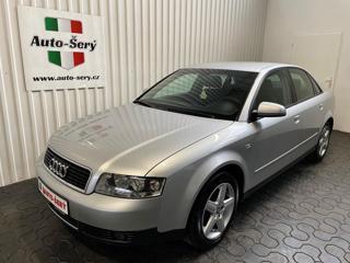 Audi A4 1.9 TDI 96kW 1. Majitel! sedan