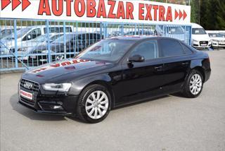 Audi A4 1,8 TFSi ČR,QUATTRO sedan benzin