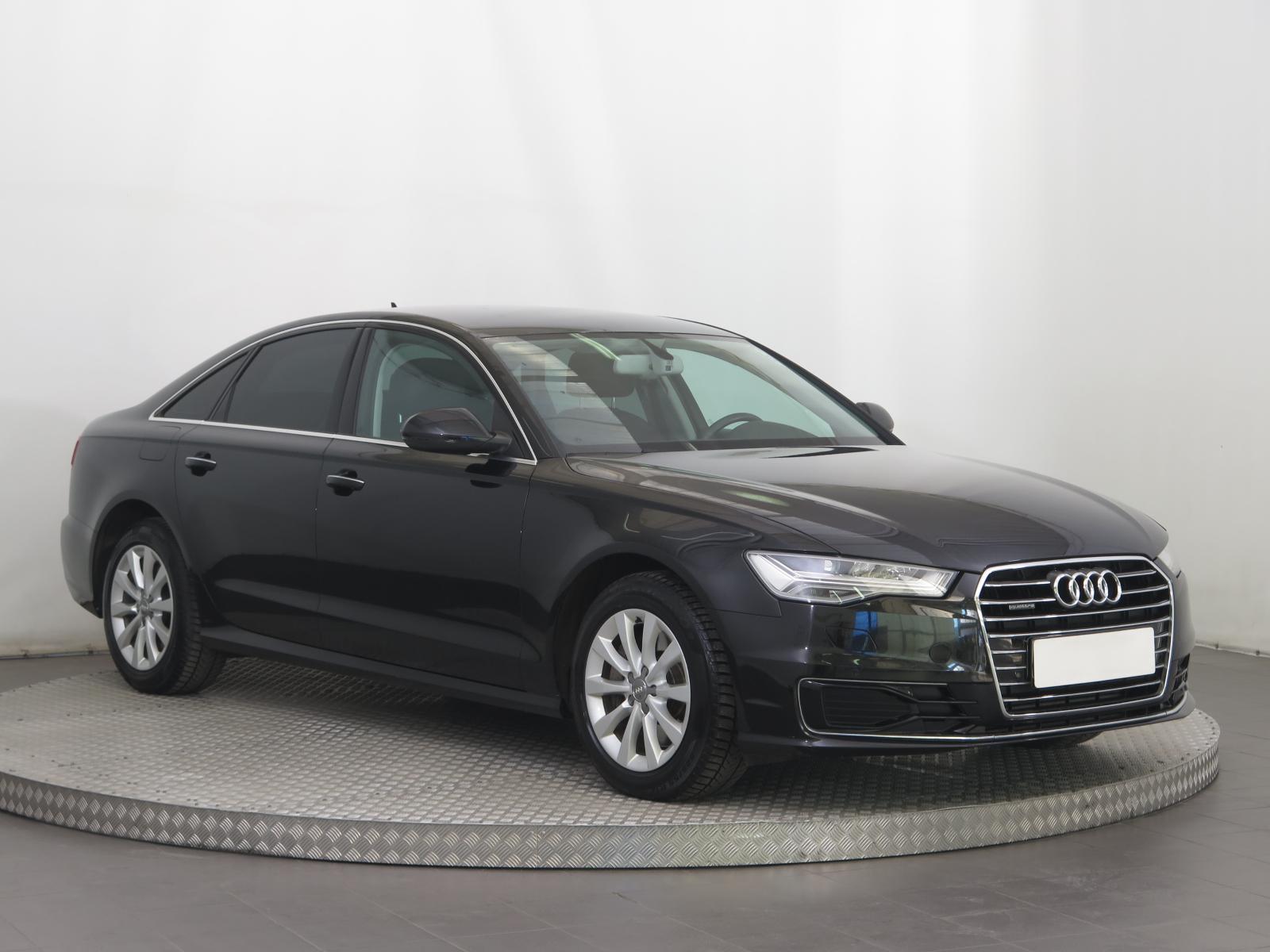 Audi A6 3.0 TDI 160kW sedan nafta