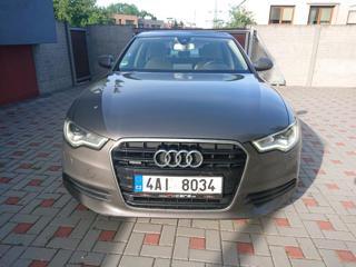 Audi A6 3.0TDi180KW,11/2014,1majČR,DPH sedan