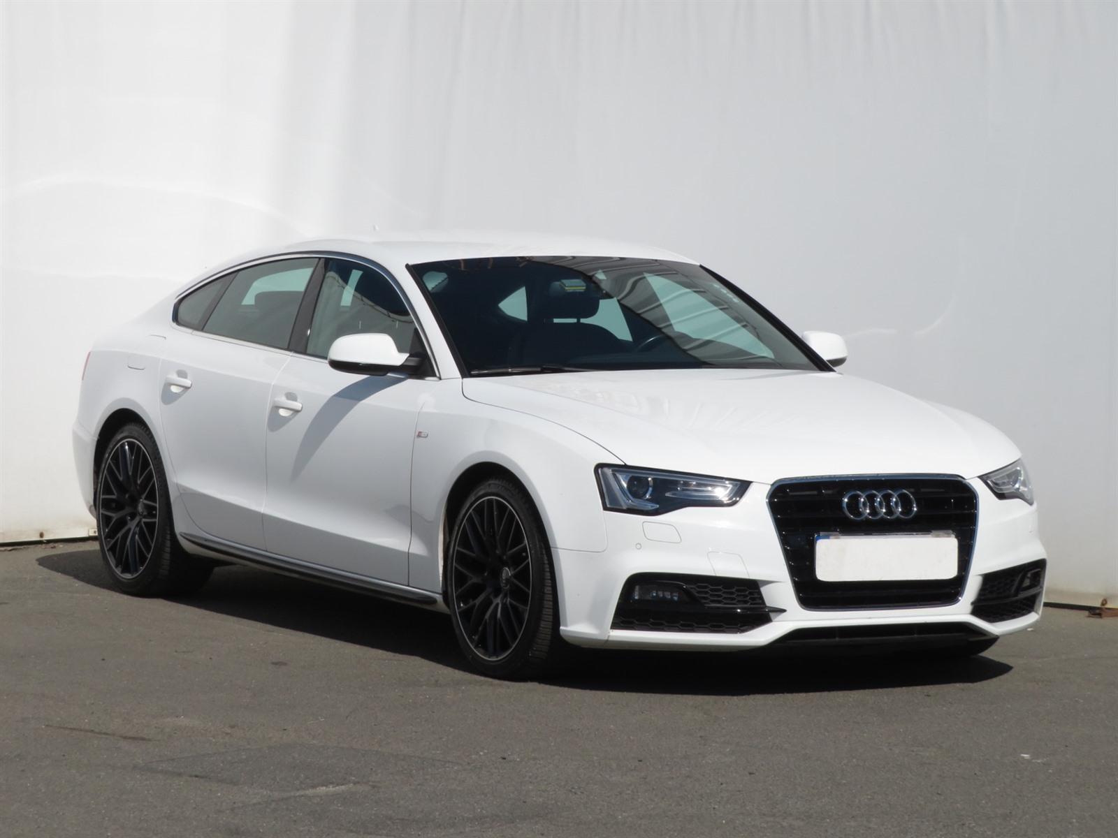 Audi A5 2.0 TDI 110kW sedan nafta