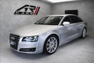 Audi A8 4.2 TDI quattro, noční asist, masáže, TV, Bose  OV,KO sedan nafta
