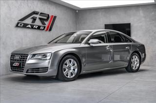 Audi A8 3,0TDI Masáže, BOSE, TV, kamera  OV,Ko sedan nafta