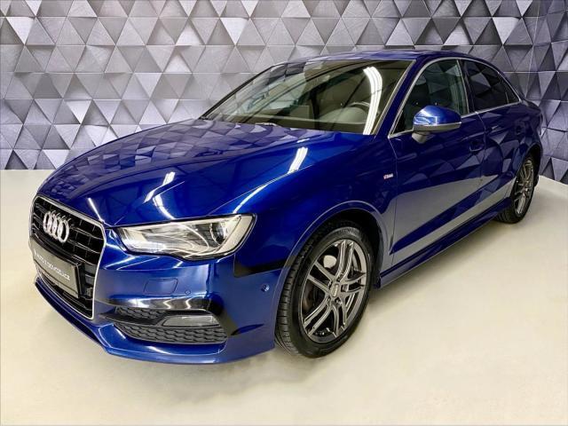 Audi A3 2,0 TDI 110KW S-LINE,ACC,NAVIG sedan nafta