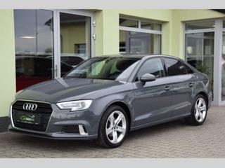 Audi A3 1.6TDi 81kW*ČR*WEBASTO*TAŽNÉ* sedan nafta