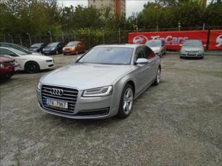 Audi A8 3,0 TDi,193 kW,masáže,noční vidění,Matrix sedan nafta