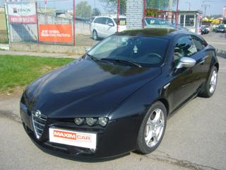 Alfa Romeo Brera 2.4 JTD kupé