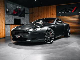 Aston Martin DB9 5,9 V12, NAVI, BIXENON  BR kupé benzin