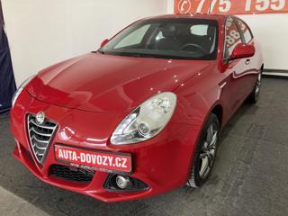 Alfa Romeo Giulietta 2.0 JTDM Turismo hatchback