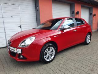 Alfa Romeo Giulietta 2.0 JTD 110 kW TURISMO hatchback