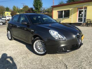 Alfa Romeo Giulietta 2.0 JTD-M 125kW/AUTOMAT/Navi/EXCLUS hatchback