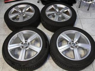Ostatní ALU + zimní pneu 255/50/20 TOP