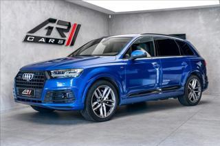 Audi Q7 3,0V6 245kW, BOSE, Keyless, Matrix  OV,Ko kombi benzin