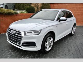 Audi Q5 2.0 TFSi quattro Line SUV benzin