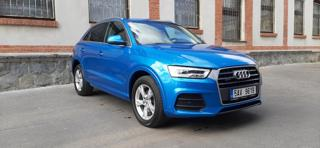 Audi Q3 2.0TDI QUAT-LED-NAVI-AUTOMAT SUV