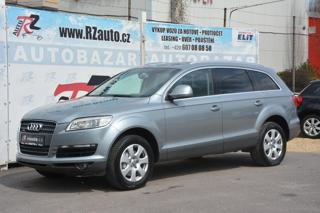 Audi Q7 3.0TDi 176kW+NAVI+KŮŽE+TEMPO SUV