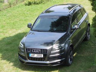 Audi Q7 2015, 3000 ccm, 180 kW SUV