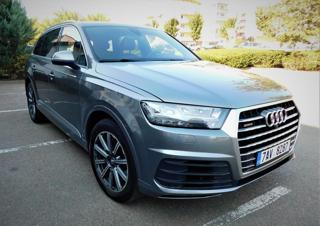 Audi Q7 3.0 TFSI 245kW quattro tiptronic SUV