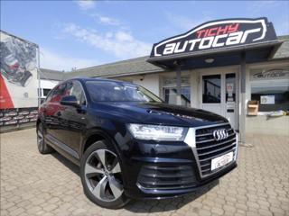 Audi Q7 3,0 TDI Q,S-Line,200kW,Virtual SUV nafta