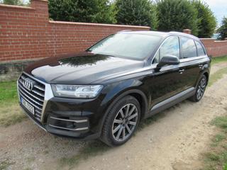 Audi Q7 3.0 TDi QUATTRO CZ DPH SUV