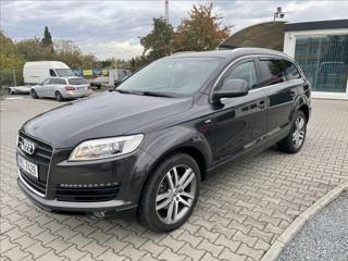 Audi Q7 3,0 TDi,171KW,SLINE,ČR terénní nafta