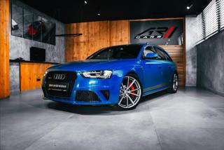 Audi RS4 4,2 AVANT, 4.2 FSI QUATTRO, NOGARO SELECTION  BR kombi benzin