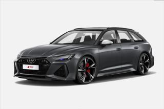 Audi RS6 4,0 Avant quattro/HUD/Sedadla+výfuk RS  IHNED kombi benzin