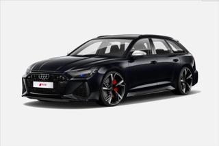Audi RS6 4,0 Avant quattro/sedadla + výfuky RS/HD Matrix kombi benzin