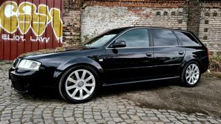 Audi RS6 4.2 BITURBO,331KW,1.MAJITEL kombi
