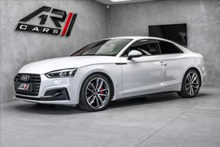 Audi S5 3.0TFSI quattro, Matrix, B&O, HUD, karbon  OV,RU kupé benzin