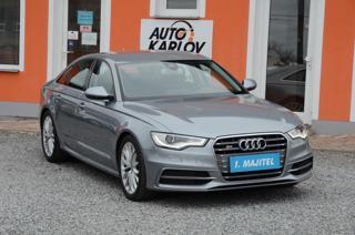 Audi S6 4.0 V8 T QUATTRO /ČR/1.MAJ. limuzína - 1