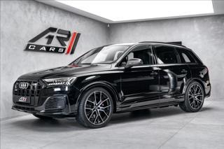 Audi SQ7 4,0TDI, HD Matrix, Masáže, HUD, B&O  OV,Ko SUV nafta