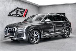 Audi SQ7 4,0TDI HD Matrix, Asistenty, B&O  OV,Ko SUV nafta