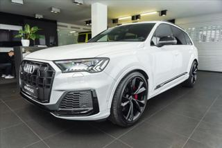 "Audi SQ7 4,0 V8 TDI quattro/22""/Gravity/7míst/Matrix  IHNED SUV nafta"