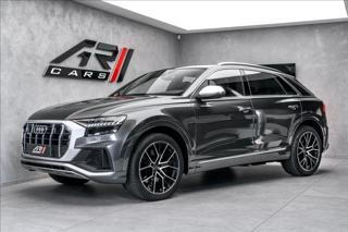 Audi SQ8 4,0TDI, HD Matrix, Bang&Olufsen, Alcantara  OV,Ko SUV nafta