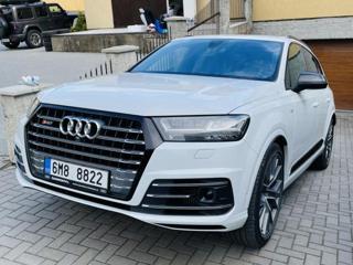 Audi SQ7 4.0 TDi V8 SUV nafta