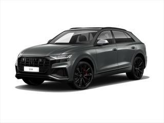 "Audi SQ8 4,0 TFSI quattro/B&O/23""/Technology/Sedadla S  IHNED SUV benzin"