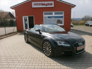 Audi TT 2,0 S-LINE FSI XENONY NAVIGACE kabriolet benzin